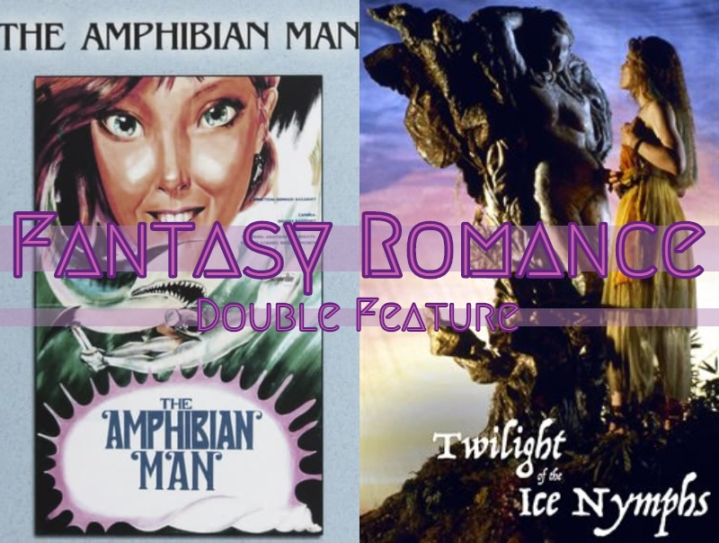 Fantasy Romance Double Feature cover images