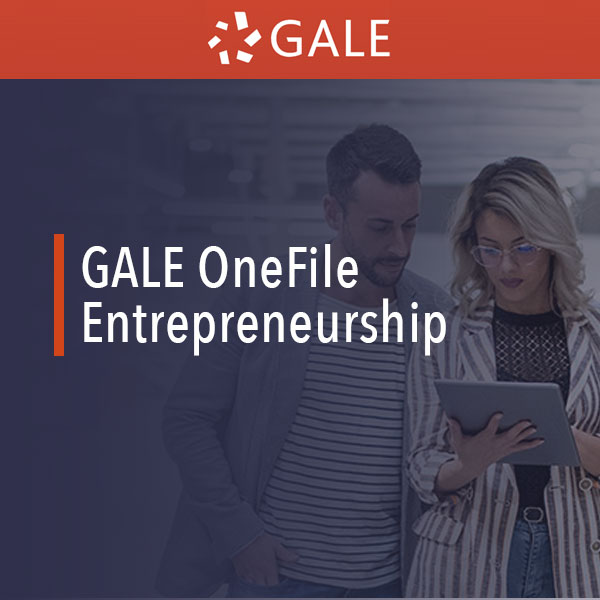 gale entrepreneurship