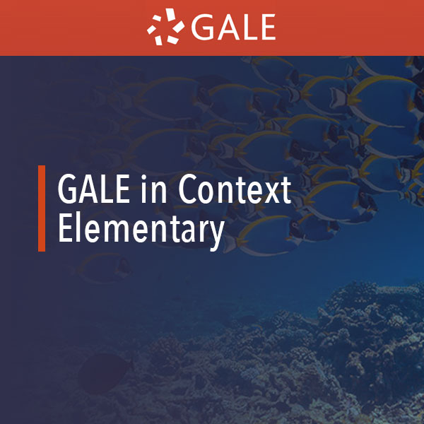 gale in context elementary