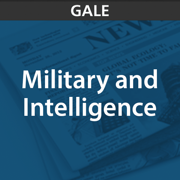 gale military and intelligence