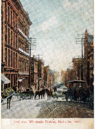 View of Market Street