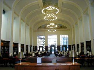 main library grand reading room