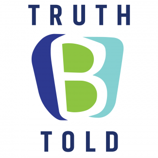 Truth B Told Logo